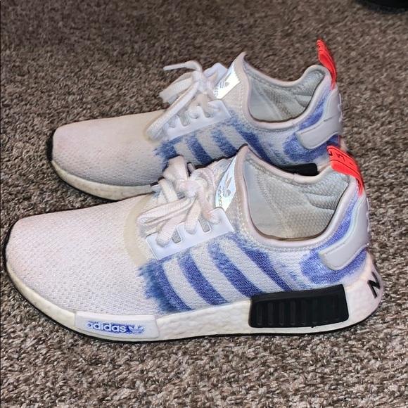 adidas Shoes | Adidas Nmd R Bold Blue